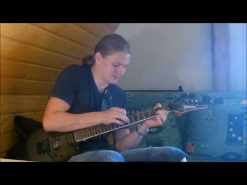 ManOwaR - Kings of Metal Live Guitar Cover + Solo (HD)
