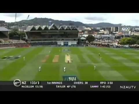 Ross Taylor 129 vs. West Indies (Wellington, 2013)