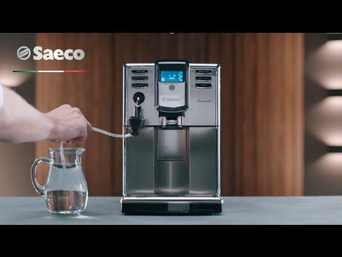 Saeco főzőegység karbantartás YouTube