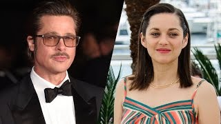 Was Brad Pitt CHEATING With MARION COTILLARD?! | What's Trending Now
