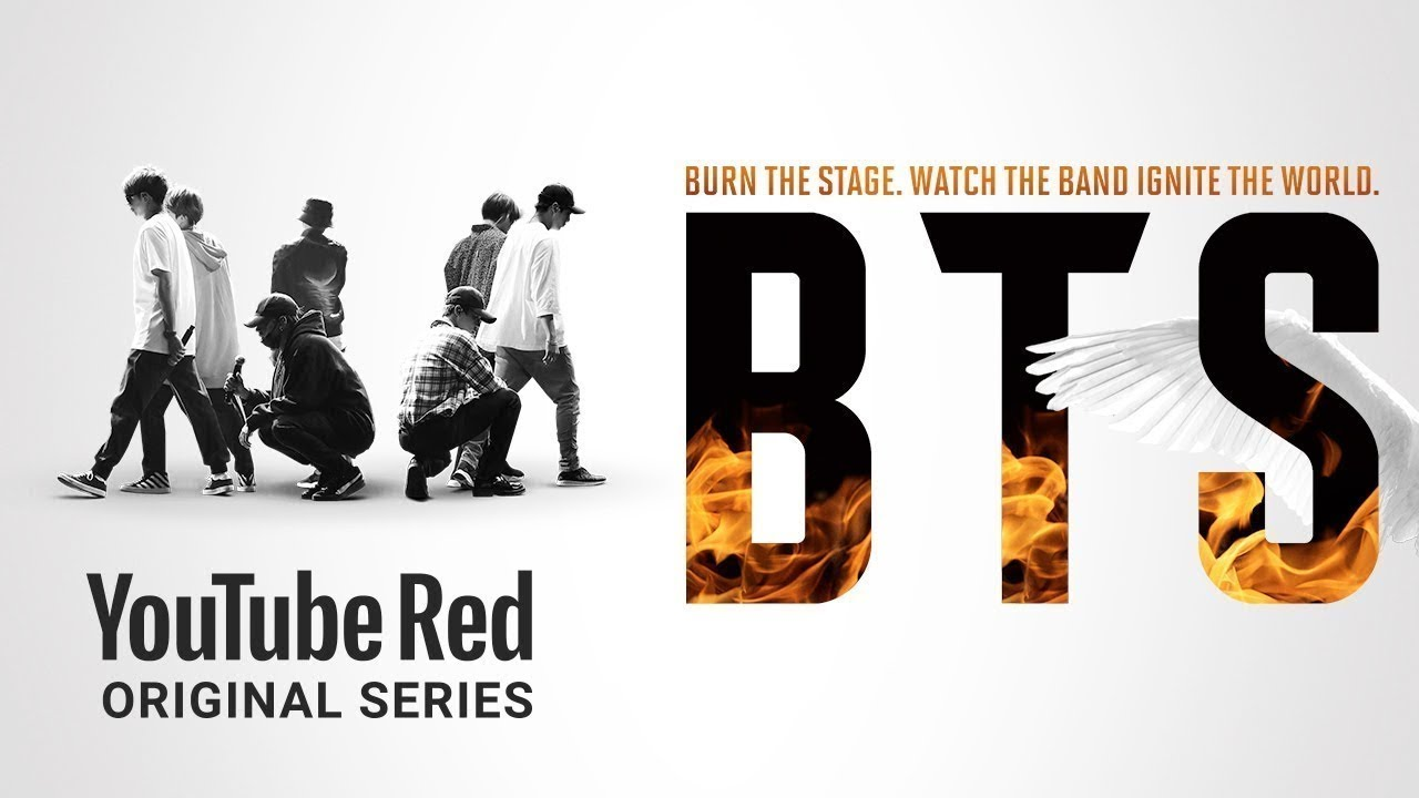 BTS reveal official trailer for YouTube Red series 'Burn the Sun'