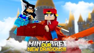 Minecraft Adventure - ROPO & JACKS NEW DRAGONS!!!