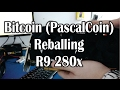 Getechinf #Lab135 - Mineração BitCoin / Cooler + Reballing R9 280x
