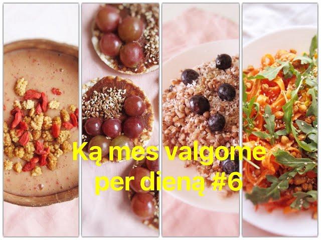 Vegan Pipiras - Ką mes valgome per dieną Nr.6