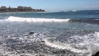 МОИ Путешествия!!! Тенерифе-Атлантический океан.2014
