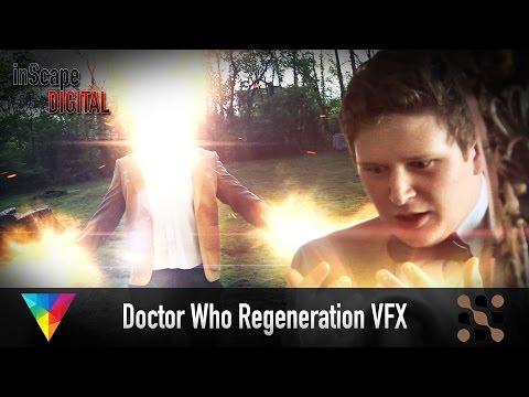 Doctor Who Glowing Hands & Regeneration VFX