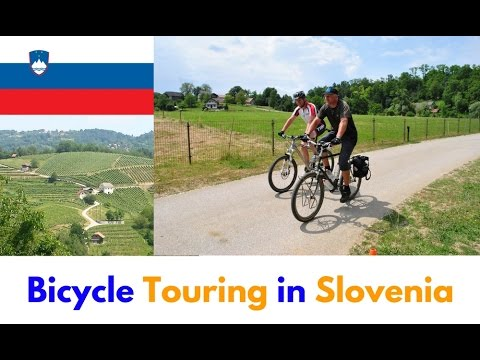 Bicycle Touring in Slovenia - Film and commentary from cycling in Slovenia