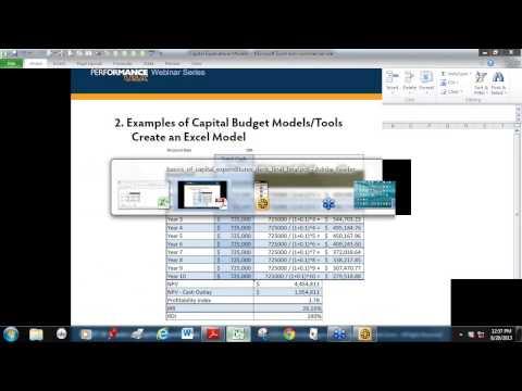 Basics of Capital Expenditures - Business Performance USA