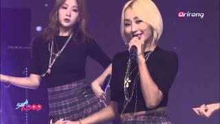 Simply K-Pop - SISTAR(씨스타) _ I Swear