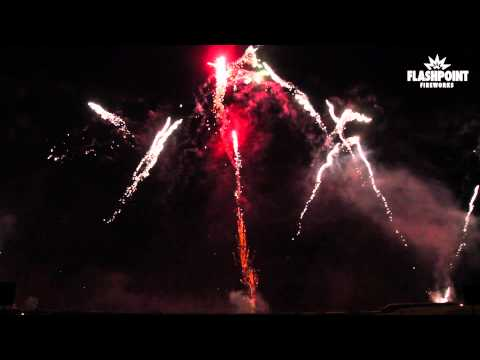 Musical Firework Displays - Take That, Rule the World