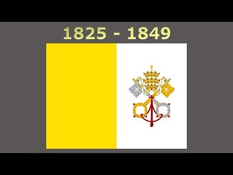 History of the Vatican flag