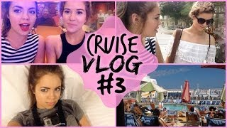 Claudia'sLife: RAUNCHY BALL JOKES on Cruise?! (LAST VLOG!) Thumbnail