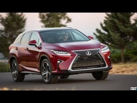 2016 Lexus RX 350 Redesign / All New Lexus RX350 2015 CAR REVIEW 2018