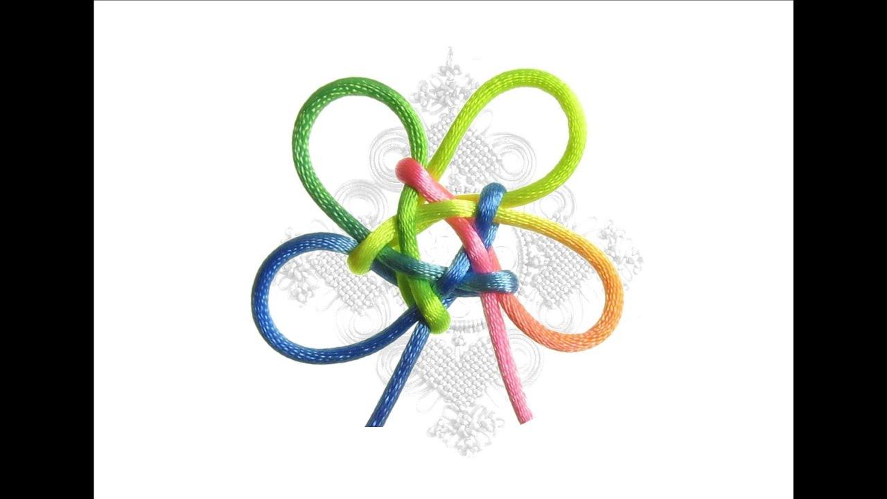 徒手星辰結-中級基本結【一線生機】(Stellar Knot) - YouTube
