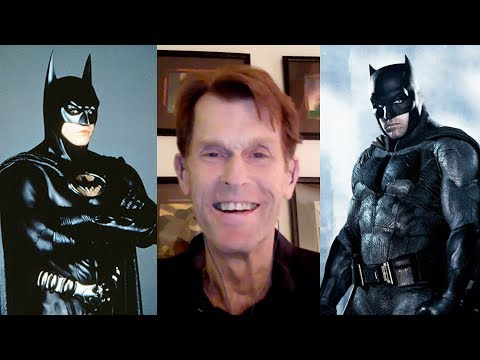 Kevin Conroy Does Other Batman Actors' Lines! (Mothership)