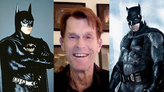 Kevin Conroy Does Other Batman Actors