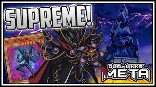 0-9! Supreme King's Castle! Supreme King Jaden Evil Heroes! [Yu-Gi-Oh! Duel Links]