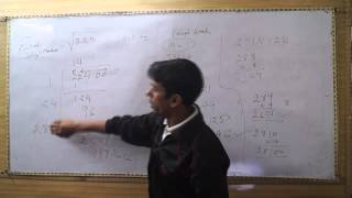how to find square root of 3 digit number
