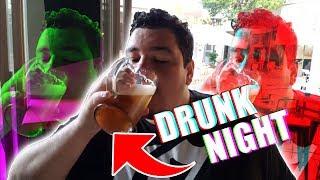 GREEKGODX Drunk IRL Stream