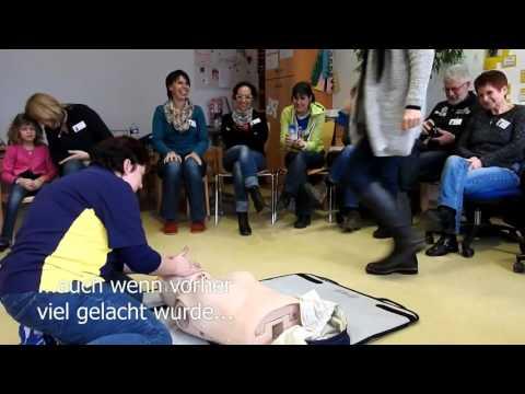 Erste Hilfekurs mit Einstig am 23.1.2016