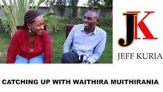 Jeff Kuria na HSC Waithira Muithirania |
