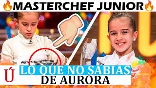 El secreto de Aurora para ganar Masterchef Junior 8 | MasterChef España
