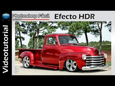 Efecto HDR #Photoshop Facil by Yanko0