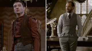 How Credence Is Albus Dumbledore's Brother - Fantastic Beasts Theory