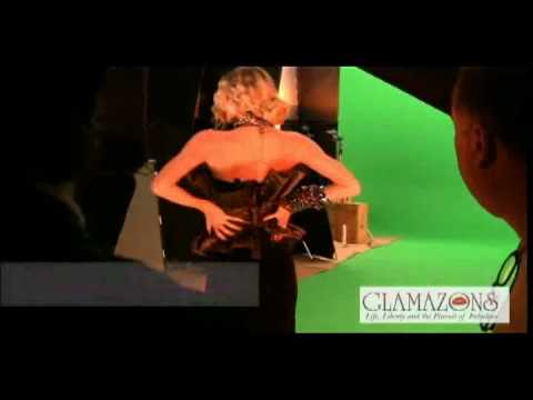 Glamazon TV: Coutura Interviews Marc Bouwer at His Fall 2010 Show