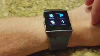 Apps On Fitbit Ionic