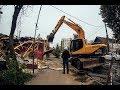 В Казани сносят незаконные постройки
