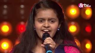 Hardika Mohan - Blind Audition - Episode 7 - August 13, 2016 - The Voice India Kids