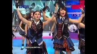 JKT48 - R.I.V.E.R @ Dahsyat RCTI [05-10-2013]