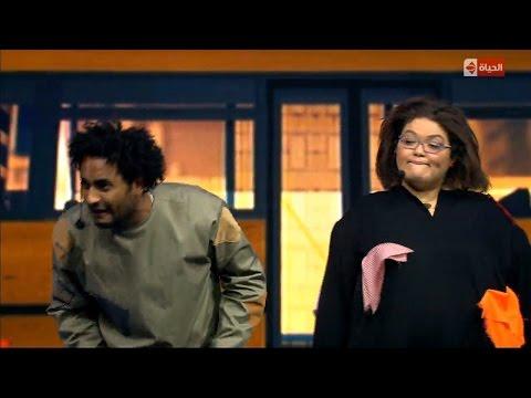 محمد علي (الشحات المقنع) نجم الكوميديا
