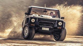 The Lamborghini LM002 | Top Gear