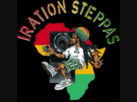 Iration Steppas - Hard TIme