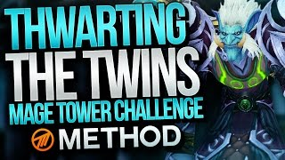 Thwarting The Twins Artifact Challenge - Mage Tower