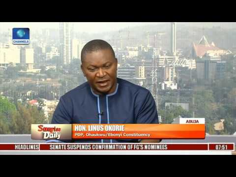 Economy Amnesty Bill Will Empower Nigeria's Tax Net, Not Haven For Looters-- Linus Okorie Pt 2