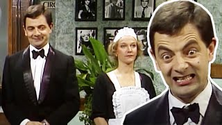 Bean HEADBUTTS The Queen! 👑 | Funny Clips | Mr Bean Official