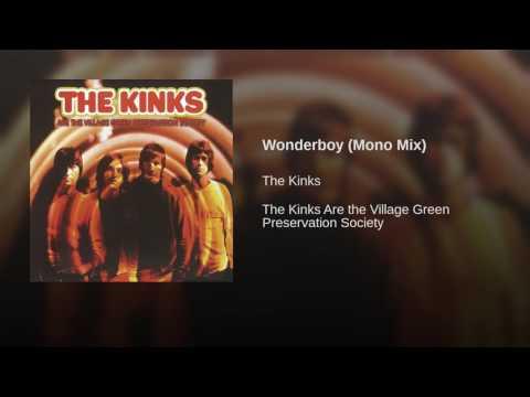 Wonderboy (Mono Mix)