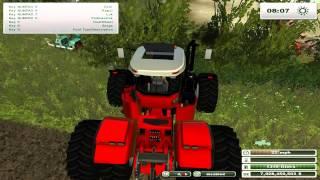 farming simulator 2013 mod showoff (Versatile 535