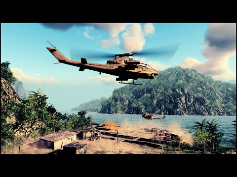 APOCALYPSE NOW - Heliborne Gameplay