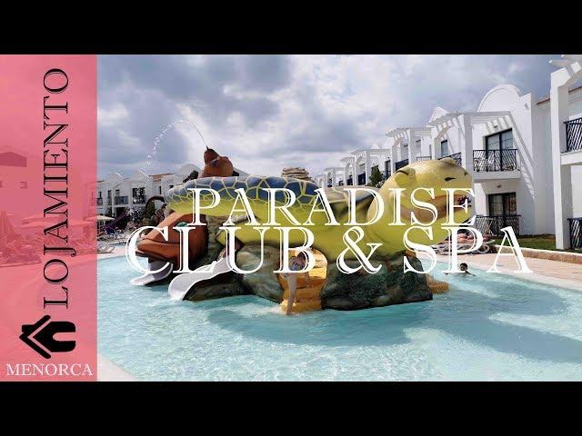 Mar Hotels Paradise Club & Spa   Menorca
