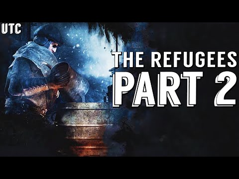 FEED THE HUNGRY :: Frostpunk - Part 2 :: The Refugees Scenario Playthrough Gameplay