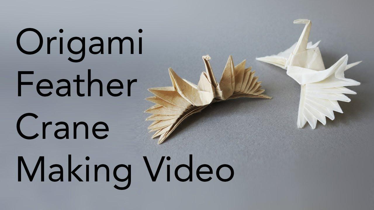 Origami Crane Tutorial - Traditional Origami Tsuru   Origami crane ...   720x1280