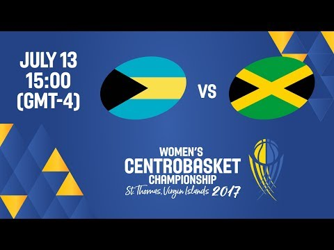 Bahamas vs Jamaica - Full Game - Women's Centrobasket Champi
