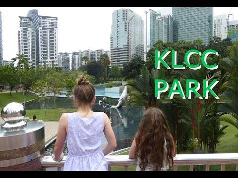 KLCC Park, Kuala Lumpur - Malaysia