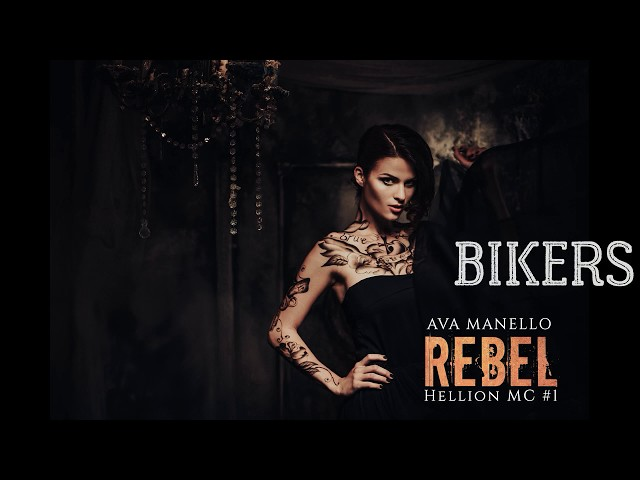 Rebel (Hellion MC 1) by Ava Manello Book Trailer