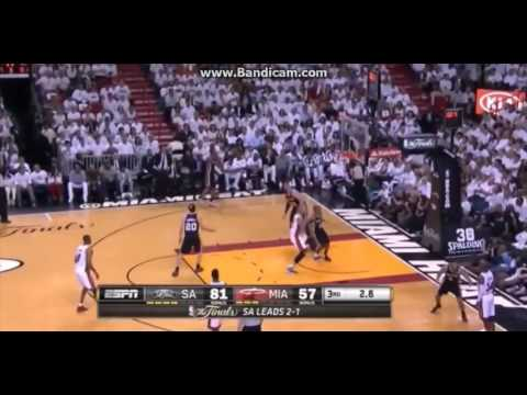 Kawhi Leonard (Spurs) Defensive player of the year. (Highlights)