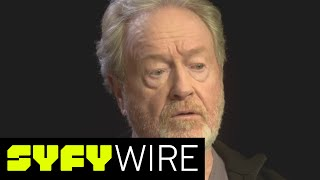 Why Ridley Scott Made Prometheus | SYFY WIRE